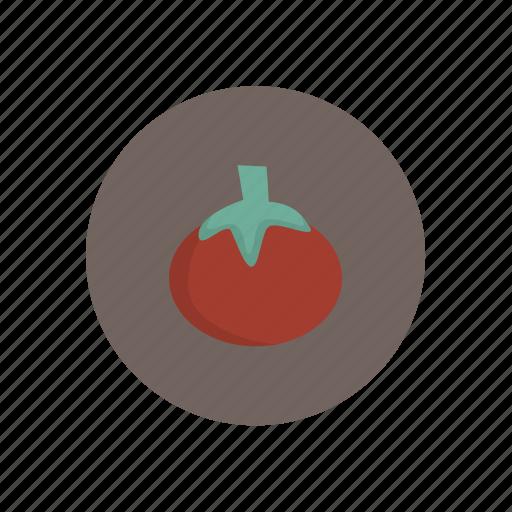 tomato, vegetables icon