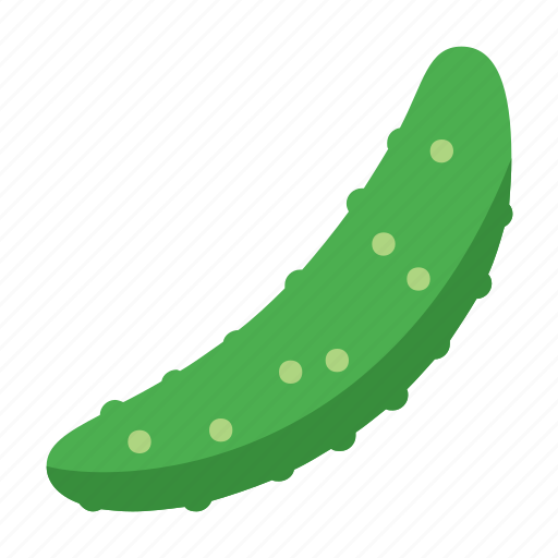 Cucumber, food, vegetables icon - Download on Iconfinder