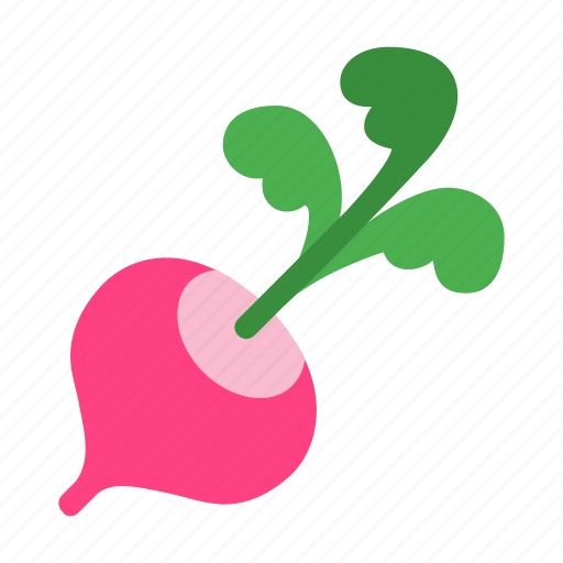 Food, radish, vegetables icon - Download on Iconfinder