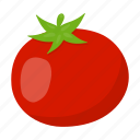 agriculture, food, garden, plant, tomato, vegetable, vegetables icon