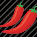 chili, pepper icon