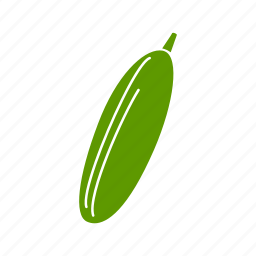 cucumber, food, healthy food, ingridient, vegetagles icon