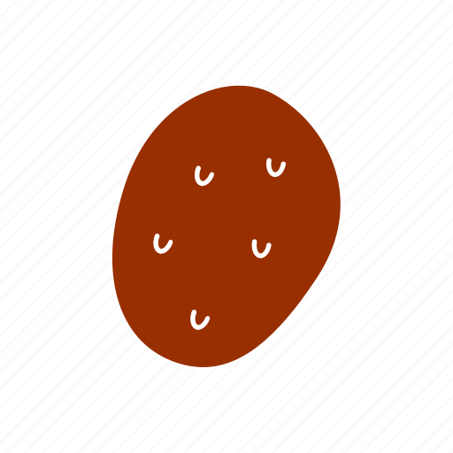 food, healthy food, ingridient, potato, vegetagles icon