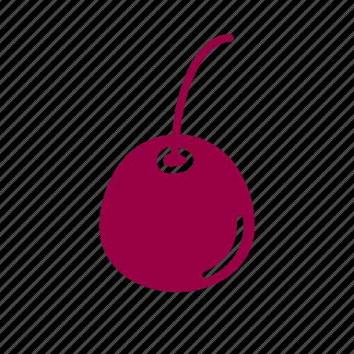 cherry, food, fruit, healthy food, ingridient icon