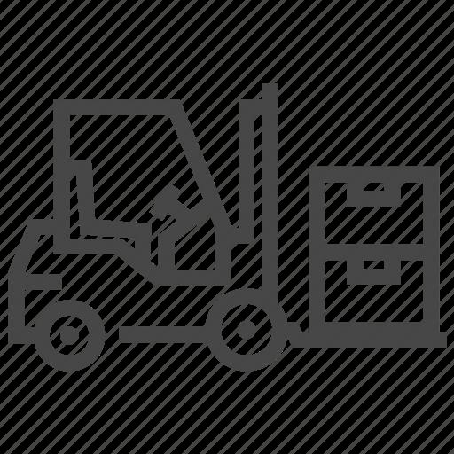 Loader, machine, vehicle, work icon - Download on Iconfinder