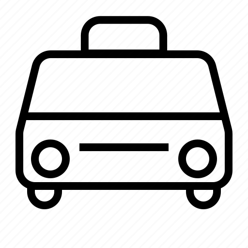 Car, taxi, transportation, vehicle icon - Download on Iconfinder