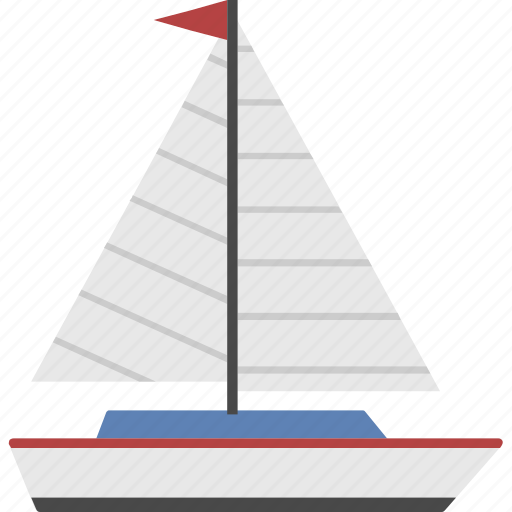 boat, navy, river, sailboat, sea, transportation, vehicle icon