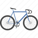 bicycle, bike, cycling, sport, transportation, vehicle, wheel icon