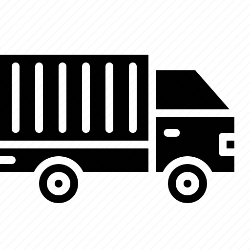 Van, travel, delivery, truck, vehicle, lorry, transport icon