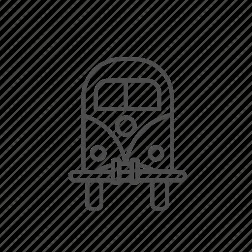 car, transport, transportation, truck, van, vehicle icon