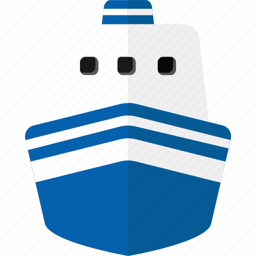 boat, cruise, ship, transportation, travel, vehicle, water transport icon