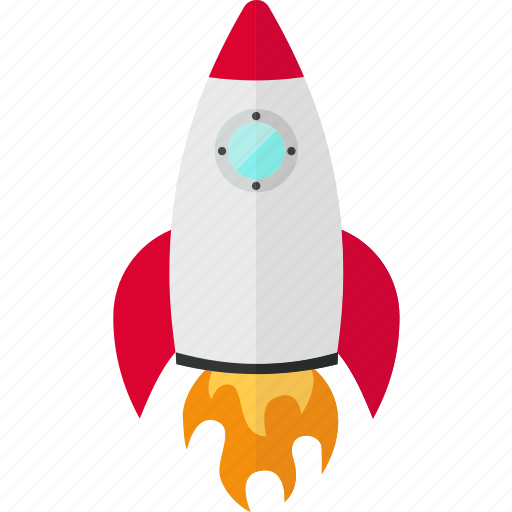 launch, rocket, rocketship, ship, travel, vehicles icon
