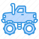 car, four, wheel, drive, vehicle, truck