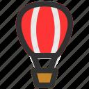 air, balloon, fly, flight