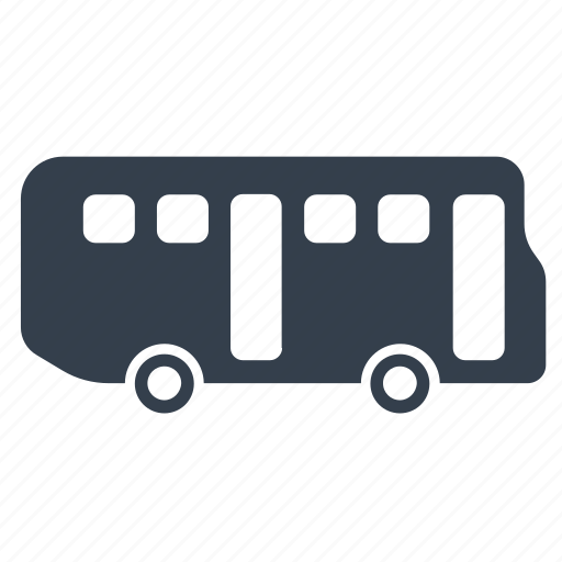bus, city, transport, vehicle icon