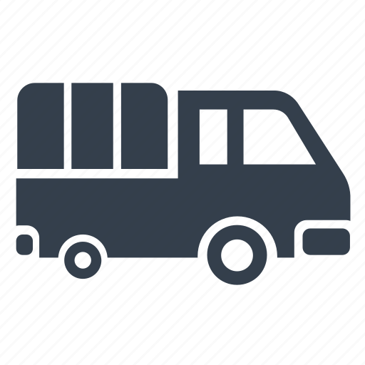 delivery, lorry, minitruck, small, transport, truck icon