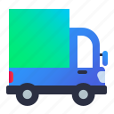 delivery, lorry, truck, vehicle