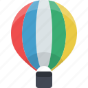 air, air balloon, balloon, transport, transportation, travel icon