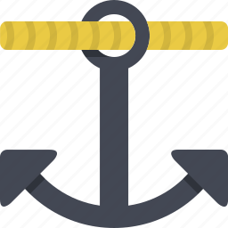 grappling iron, marine, nautical, sail, sailing icon