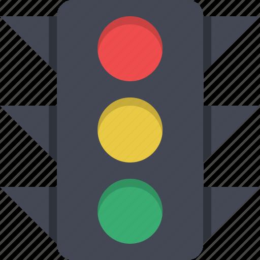 regulation, street light, traffic, traffic lights icon