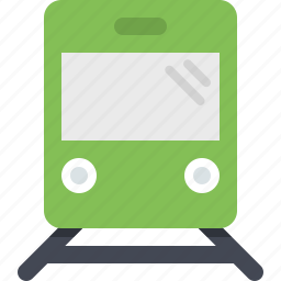 metro, public transport, train, transport, transportation, vehicle icon