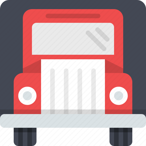 delivery, drive, long vehicle, transport, transportation, truck, vehicle icon