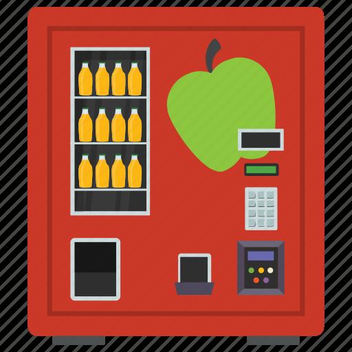 Apple Juice Automated Machine Coin Machine Kiosk Machine Vending