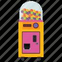 automated machine, candies machine, coin machine, kiosk machine, vending machine icon
