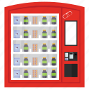 automated machine, kiosk machine, medicine vending, pill machine, vending machine