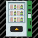 automated machine, kiosk machine, medicine vending, pill machine, vending machine icon