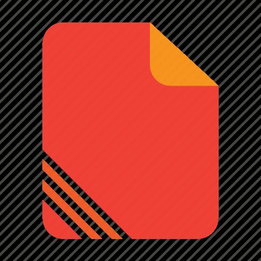 empty, file icon