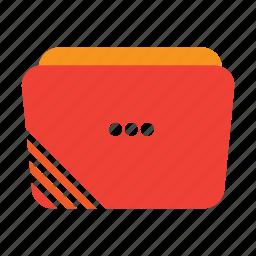 case, file, files, folder icon