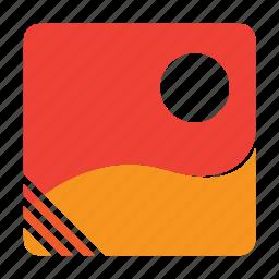 image, sun icon