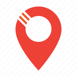 location, point, tag icon