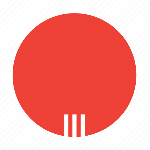 circle, record icon