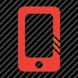 apple, smartphone icon