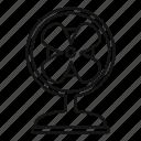 blower, electric, facilities, fresh, rotor, turbine, ventilator