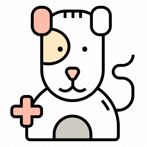 animal, dog, medicine, pet, veterinary icon