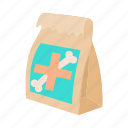 animal, blog, cartoon, health, medication, packaging, site icon