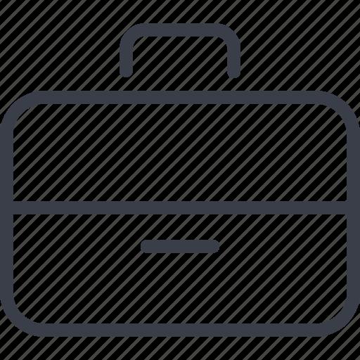 bag, briefcase, case, veterinary icon