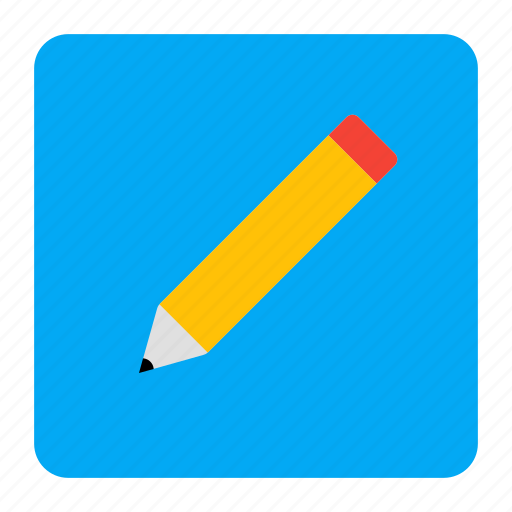 action, compose, edit, pen, pencil, write icon