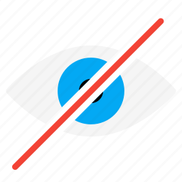 action, eye, read, see, view icon