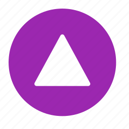 arrow, direction, top, up, upload icon