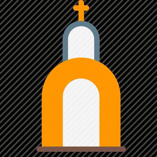 building, ceremony, church, pray, religion icon