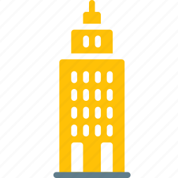 building, company, house, office, tower icon