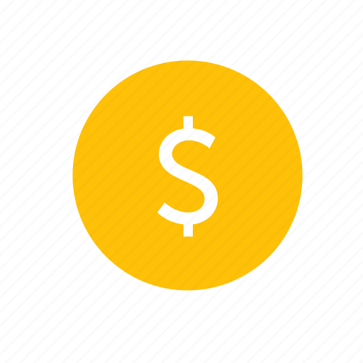 business, cash, coin, dollar, money, payment icon