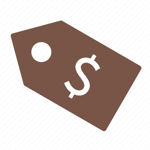business, dollar, money, price, tag icon