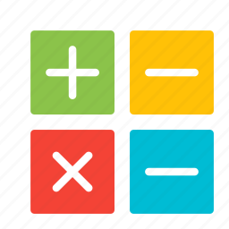 business, calculator, math, money, tool icon