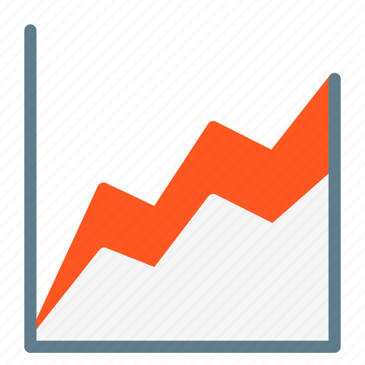 Area, business, chart, data, report, statistic, analytics icon - Download on Iconfinder