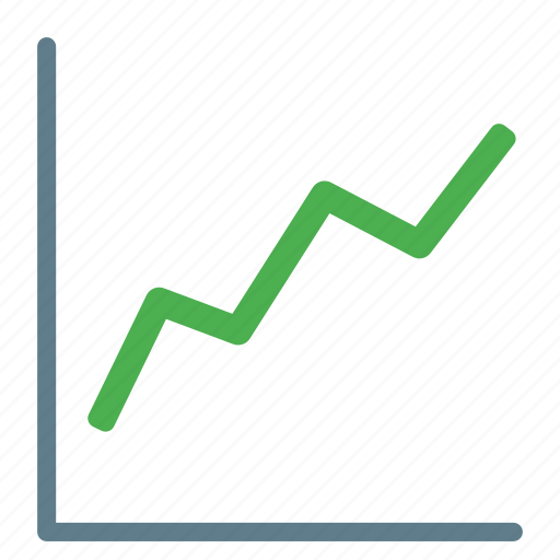 analytic, business, chart, data, line, report, statistic icon